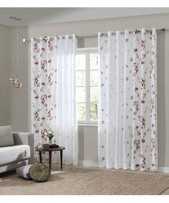 Cortina am 4771 mod roma 5302 d hler completa a sua for Cortinas de salon baratas