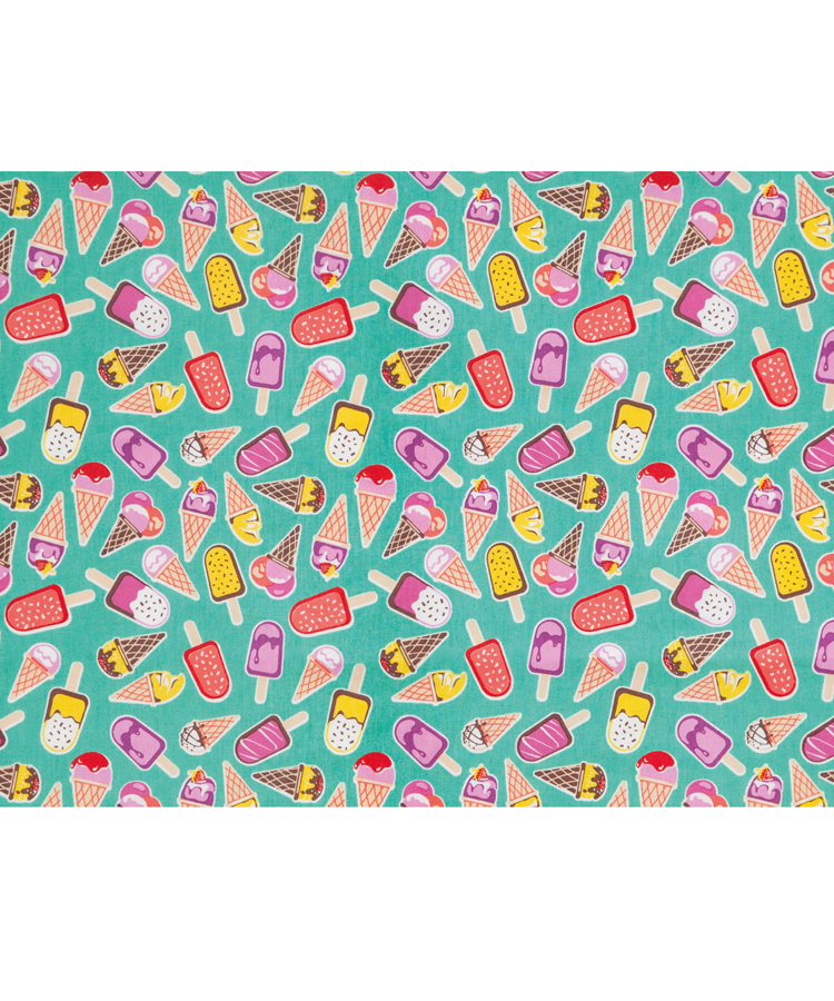 FABRIC FOR PATCHWORK AM-2594 PRINTED - 5501