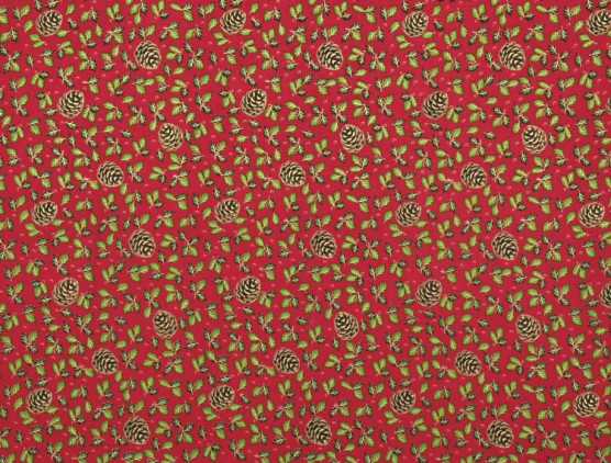 Imagem do Produto FABRIC FOR PATCHWORK AM-2594 PRINTED - 5176-NATAL